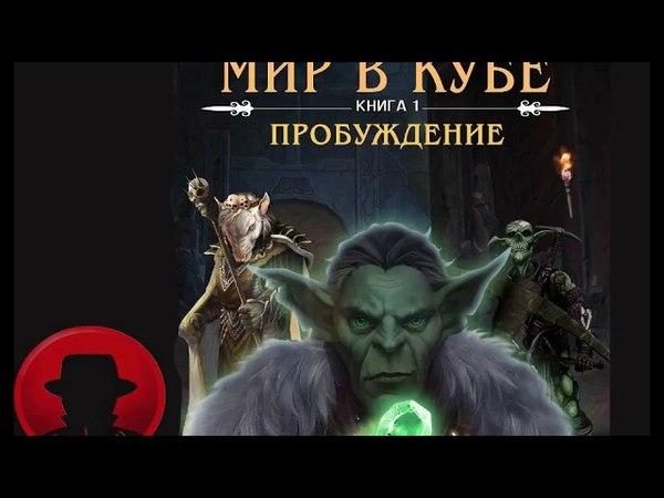 аудиокнига ЛитРПГ Мир в кубе Пробуждение слушать книгу онлайн на русском Боевая фантастика Ч1