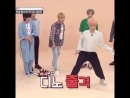 Svt hyping lee chan while dancing