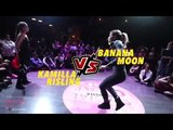 SPECIAL GYAL 2018 RUSSIA DANCEHALL 1X1 14 - KAMILLA RISLING WIN vs BANANA MOON