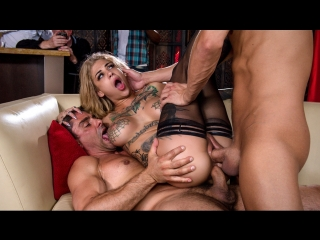 Bonnie rotten [hd 1080, anal, big tits, blonde, double penetration (dp), rough sex, squirt, threesome, porn 2018]