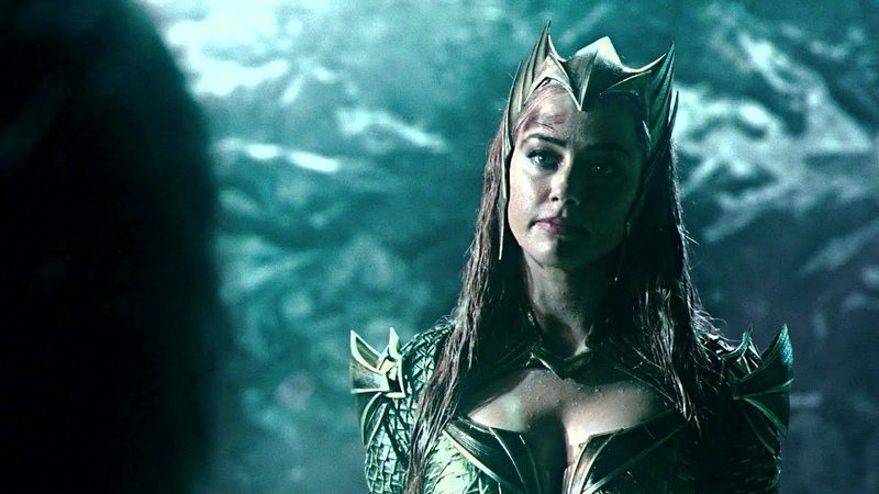 Steppenwolf in Atlantis - 'Mera Aquaman' Scene | Justice League (2017) CLIP (Subtitles)