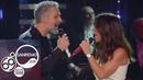 Sanremo 2019 Paola Turci e Giuseppe Fiorello cantano L'ultimo ostacolo