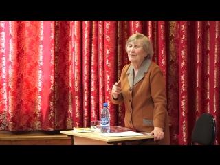 Юбилей Виноградовой Валентины Дмитриевны! первого директора школы №178