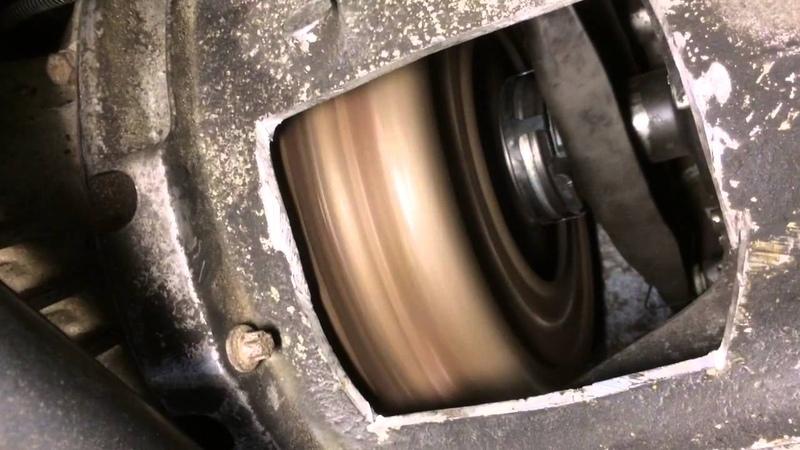 Manual transmission visible clutch engagement