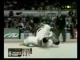 JUDO 2007 Jigoro Kano Cup_ Ilias Iliadis (GRE) - Tatsuki Masubuchi (JPN) LEGENDARY IPPON! (1)