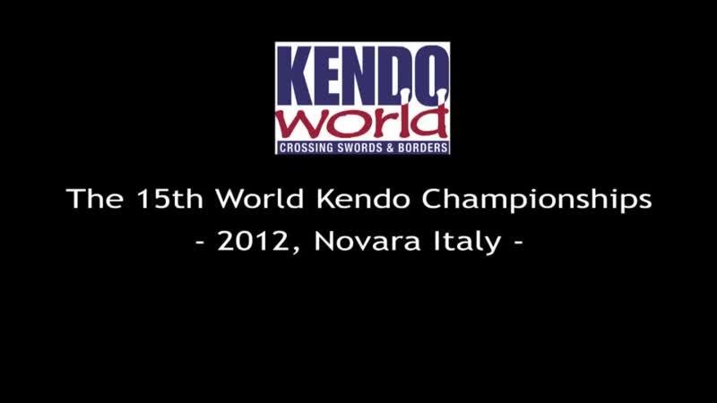 2012 WKC, Italy - Kendo Kata Embu.mp4