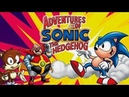 The Adventures Of Sonic The Hedgehog - Opening Intro hd