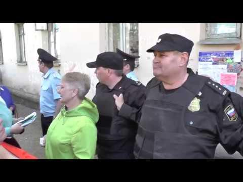 Так начался рейдерский захват жилого дома в г Альметьевск