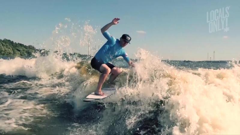 Всероссийские соревнования SURF TRUE. Отчет от LOCALS ONLY!