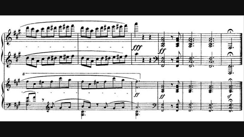 Alexander Scriabin - Piano Concerto in F sharp minor, Op. 20