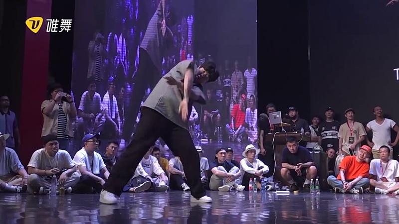 Tutat vs Ringo Winbee Dance Vision vol 6 Popping Best 32