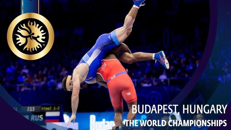 ЧМ 2018 Финал - 61 кг: Гаджимурад Рашидов (Россия) vs Йовлис Бонне Родригес (Куба)