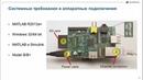 Программирование Raspberry Pi с использованием Simulink