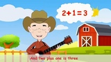PLUS ONE SING ALONG Math For Kids HD Version