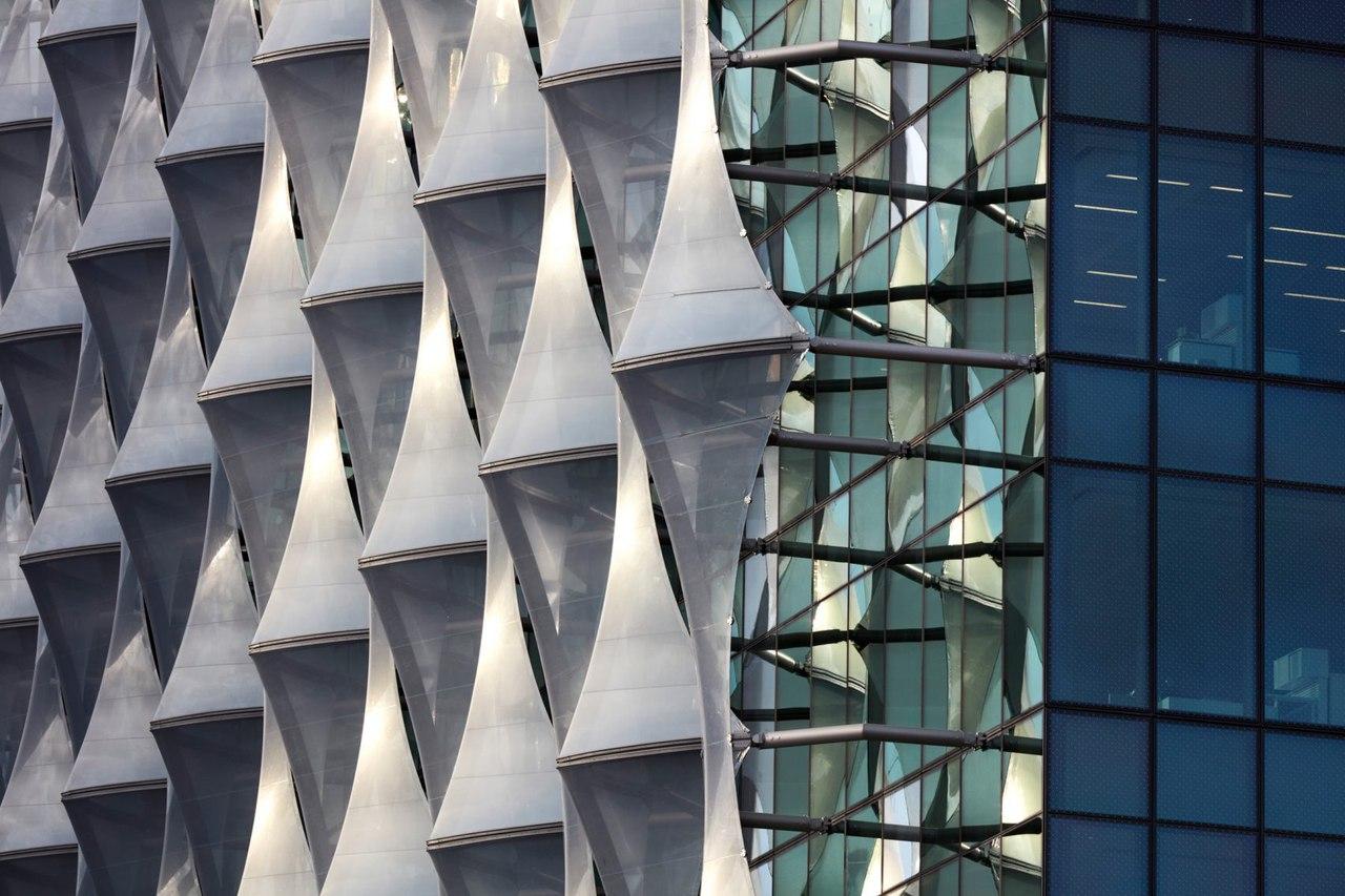 Kieran Timberlake/Посольство США в Лондоне