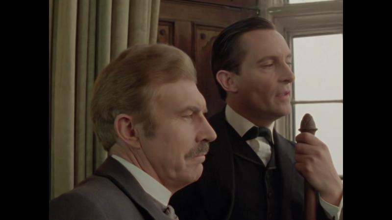 Переводчик с греческого-Приключения Шерлока Холмса. Серия 9 (Великобритания телесериал 1984-1994 годов) FullHD
