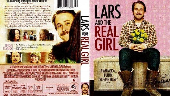 Ларс и настоящая девушка (2007) Комедия, Драма.
