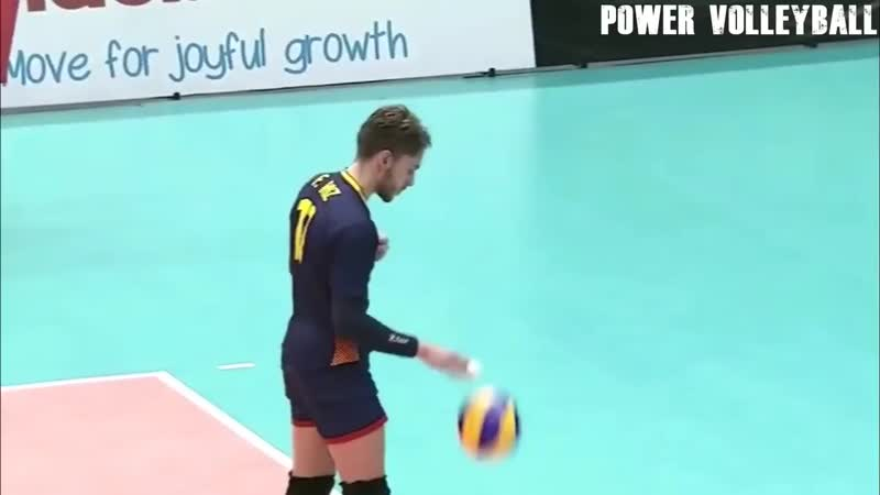 Kings Of Vertical Jump Volleyball Hd Part