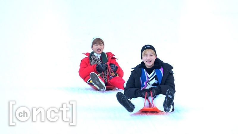 눈썰매 타러 레고레고~! (Lets go for snow sledding) | 천지의 이것저것 Ep.5