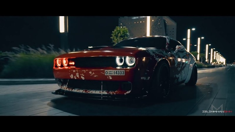 Hippie Sabotage - Devil Eyes ⁄ Dodge Hellcat Challenger Showtime