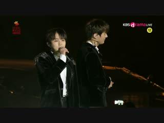 Wanna one - i.p.u @ 28th seoul music awards 190115