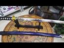 Декоративный самурайский меч катана, L=102 см.