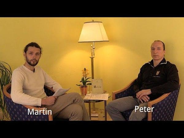 Peter - Erstes Interview nach der Haftentlassung - Königreich Deutschland