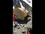 Актру, 2800 м над уровнем моря
