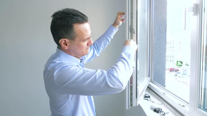 Как отрегулировать окно самостоятельно