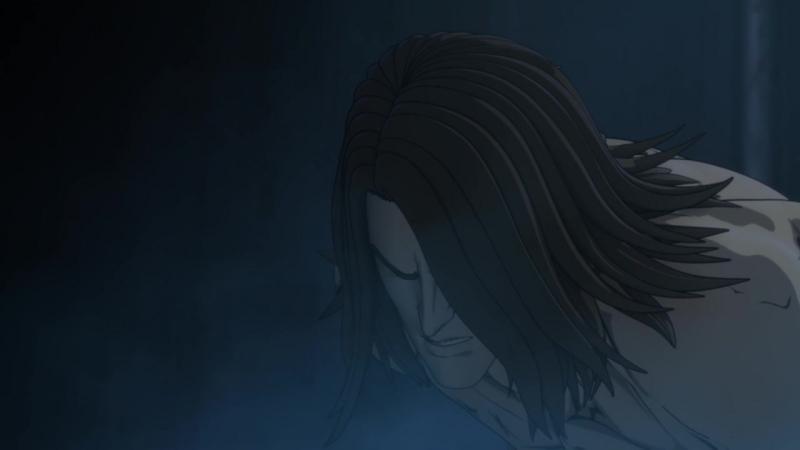 Кулак Синего неба: Перерождение / Souten no Ken: Regenesis / Fist of the Blue Sky: Re:Genesis [12] [END] [JKIO]