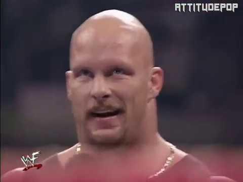 Stone Cold Calls Out Mr McMahon, Pat Patterson Gerald Brisco