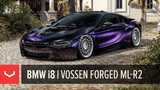 BMW i8 Lord McDonnell Vossen Forged ML-R2 Wheels
