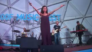 Женя Любич - 16.08.2018, Санкт-Петербург - Концерт на крыше Roof Music Fest