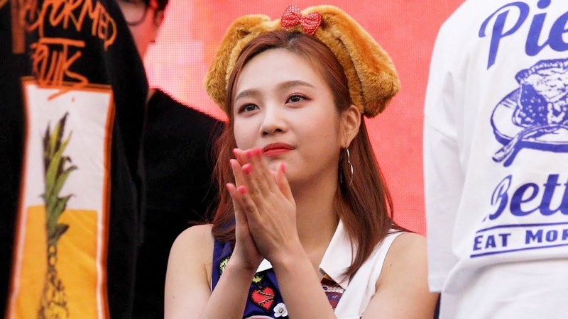 180818 딴짓하는 팬을 부르는 조이의 방법 (Red Velvet) Joy [스타필드고양팬사인회] 4K 직캠 by 비