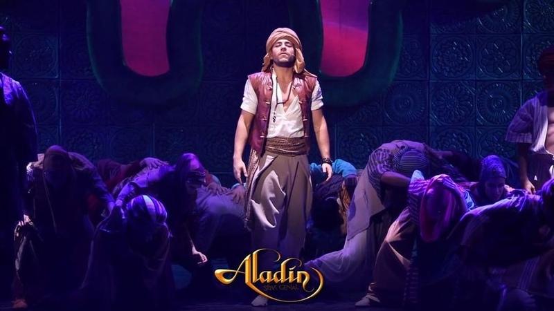 """Aladin El Show on Instagram """"SOMOS GUERREROS DE PAZ Y DE AMOR 💜🎶 ¡Esta la cantamos bien fuerte y con el corazón! SeraGenial 🧞♂️ Conseguí tus ent..."""