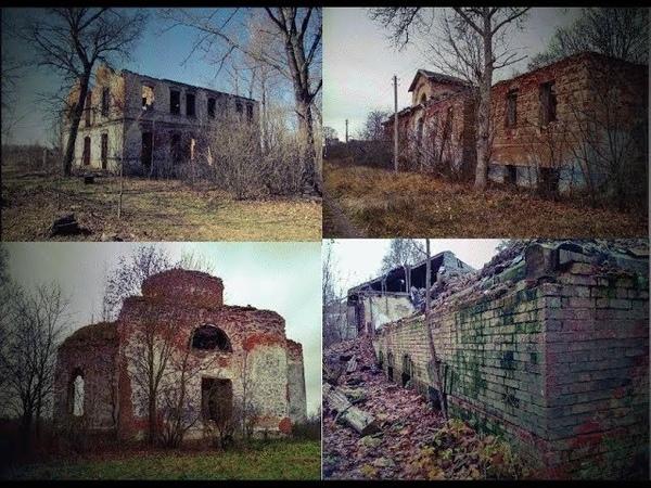 Руины истории. От Ореховска до Дубровно