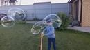 Огромные мыльные пузыри. Дуем мыльные пузыри. Набор для пускания мыльных пузырей.