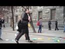 Радио Свобода Акция в защиту Telegram у здания ФСБ Задержания