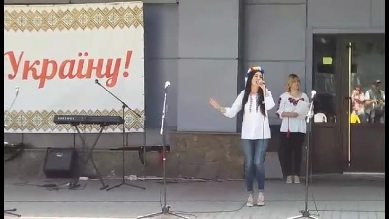 До дня Вишиванки,Мельник Каріна м.Бердянськ