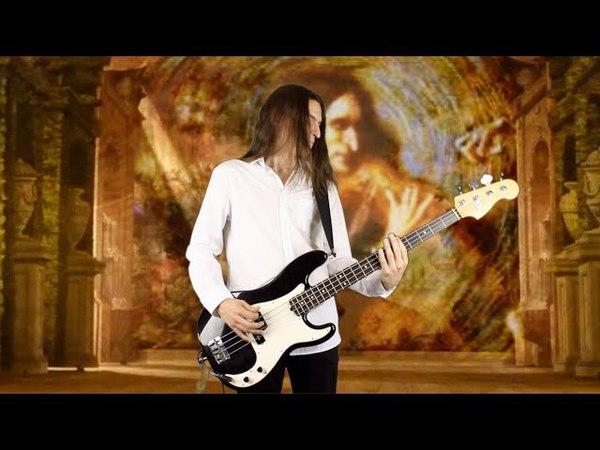 Ария - Игра с огнём (Антон Гинзбург Bass Cover)