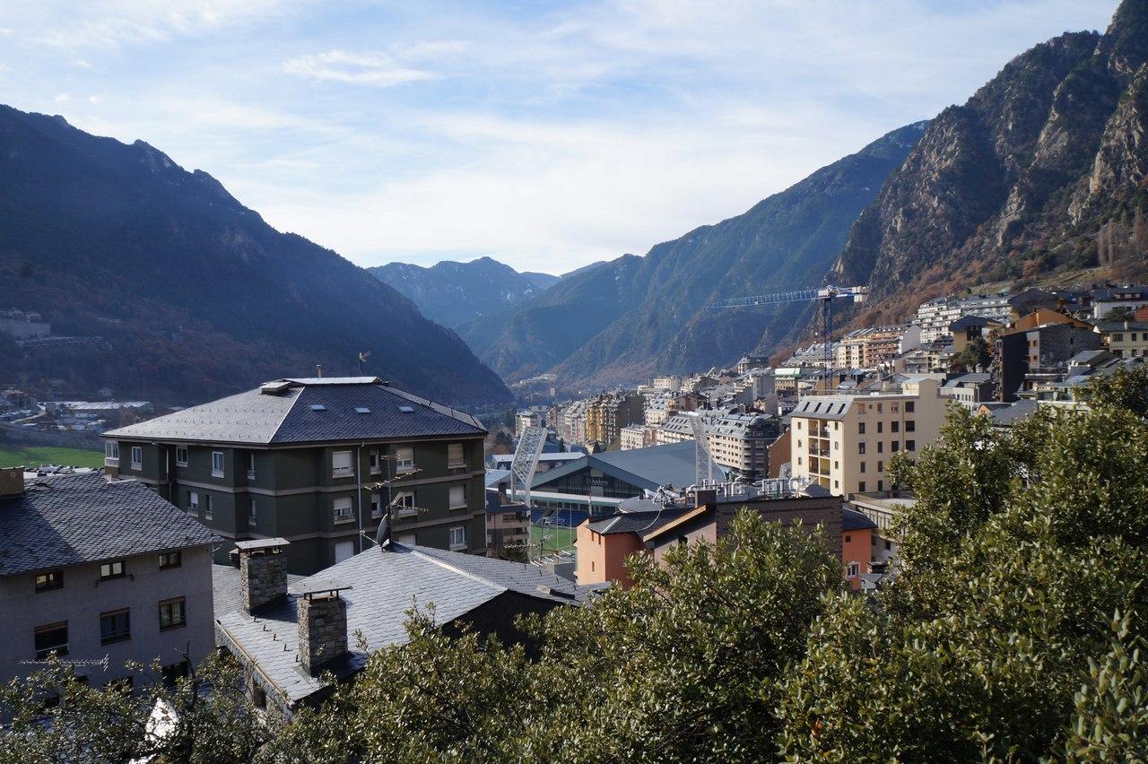Андорра-ла-Велья - столица карликового государства