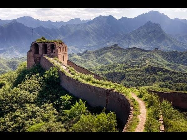 СТЕНА Китайский археолог показал документ который Китай с крыв ал от всего мира 9000 км обмана