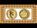 Монета Аурей 40 год Калигула Древний Рим Aurey 40 AD