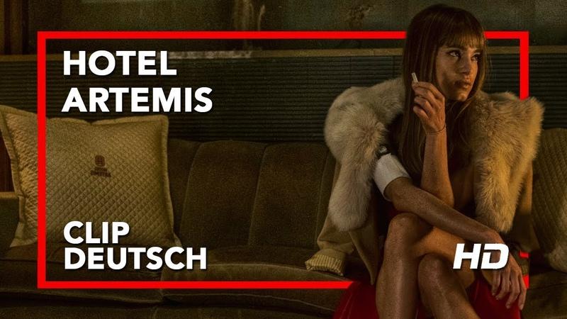 """HOTEL ARTEMIS   Clip """"Waikiki, Nice Acapulco""""   HD   Offiziell   Kinostart 26. Juli 2018"""