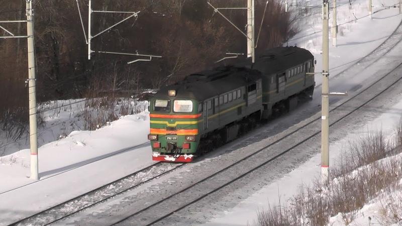 Тепловоз 2М62-1216