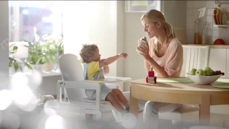 Реклама Спеленок Яблоко - Для самых маленьких