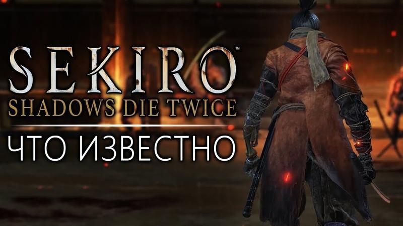 Чего ждать от Sekiro: Shadows Die Twice?