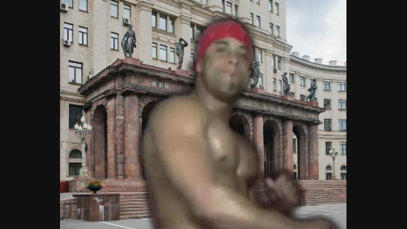 Рикардо Милос в Бауманке