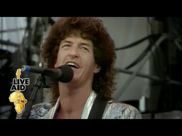 REO Speedwagon - Can't Fight This Feeling (Live Aid 1985)