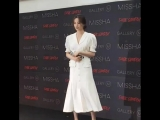 Nana at the opening of flagship store GALLERY M for MISSHA